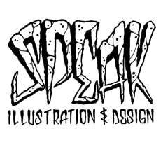 Speak - Illustration &amp; Design<br />